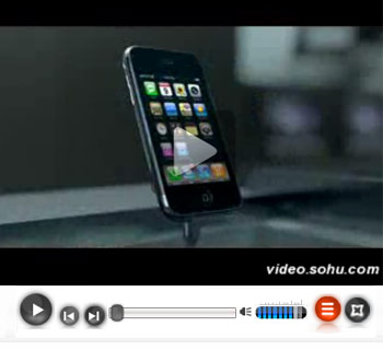 3G iPhone最新商业广告片