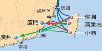 台湾航空公司的巨大机遇