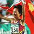 王军霞:女子5000米夺冠