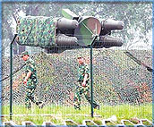 奥运安保动用地空导弹