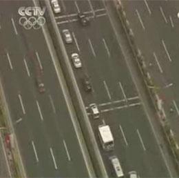 全程直击:北京奥运会火种灯顺利到达鸟巢