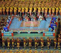 戏曲,开幕式,灿烂文明,08奥运,北京奥运,北京奥运开幕式