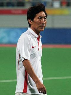 韩国著名教练金昶伯