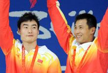 男子双人三米板,秦凯,王峰,夺冠,奥运,北京奥运,08奥运,2008