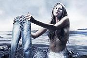 Levi's牛仔裤最新广告 找寻个性Style