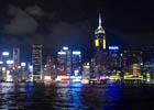 我来了!香港夜景