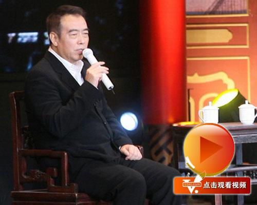 陈凯歌揭黎明王学圻艰难磨戏