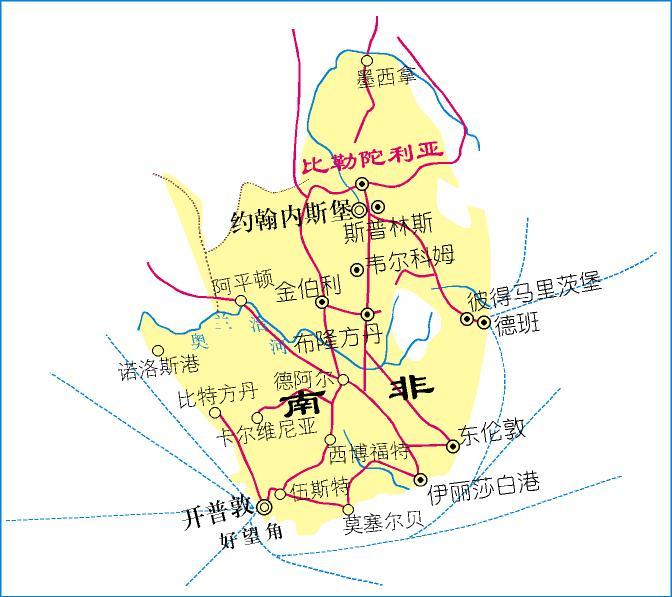 故宫地图简笔画