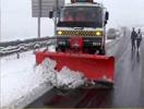 湖南部分路段积雪10厘米