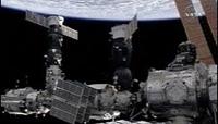 美国太空船撞坏间谍卫星