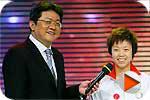 2008CCTV体坛风云人物颁奖