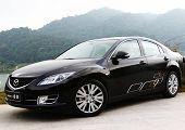Mazda6睿翼实拍图