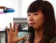 欧阳晶晶现场播报 最爱女主播 2009上海车展