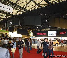 2009上海车展日产展台
