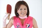 美女,横滨世乒赛