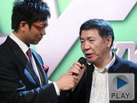 上海电视节开幕式