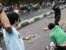 伊朗大选引发流血冲突