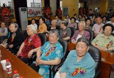 北京妇产医院离退休老领导、老专家