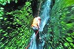 溪降与溯溪 玩水玩得就是心跳