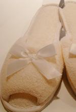 超越时空的棉质拖鞋