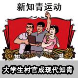 大学生村官成现代知青