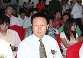 吉利控股集团副总裁、销售公司总经理刘金良先生