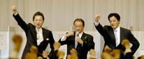 日本政坛变天