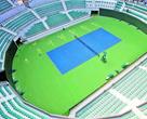全运会,全运会网球,网球,网球场馆