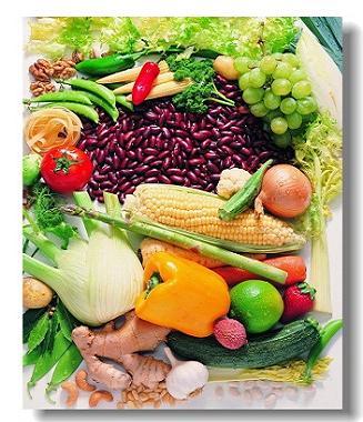 十种常见蔬菜轻松白肤