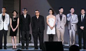 《风声》全球首映式主创登台