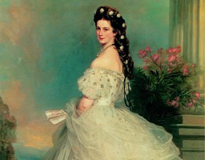 在维也纳皇宫听茜茜公主的故事