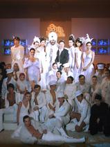 """2005年""""TO RUSSIA WITH LOVE""""Fashion Show"""