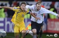 米列夫斯基绝杀建功 乌克兰1-0击败10人英格兰