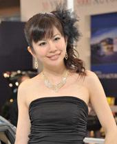 美女车模,东京车展