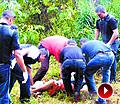10名哥伦比亚球员惨遭枪杀 唯一幸存者越狱逃生