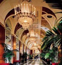沃多芙酒店,ArtDeco艺术风格,艺术享受