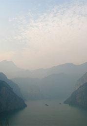 长江向西的那些都市和自由风景