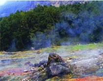赤峰热水塘温泉