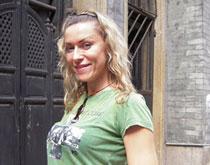 发现广州第三季 创意之旅选手Ewa Zaczek