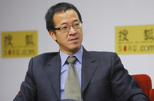 新东方教育科技集团董事长兼首席执行官俞敏洪做客搜狐解读《语言与文化的关系》
