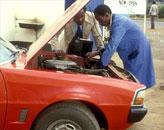 """东非:""""你的轮胎漏油了"""""""