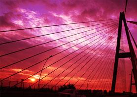 二等奖:桥