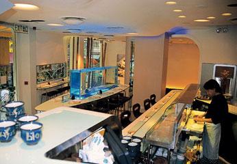 Blowfish,香港美食,法国菜,日本菜,特色美食