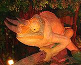 广州跨世纪机器人博览会,森林世界,变色龙 Chameleon
