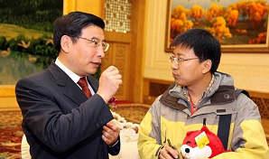 专访工信部副部长、党组副书记苗圩