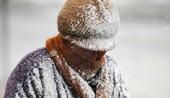 全国大部遭遇雨雪寒潮