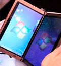 微星10英寸双屏产品