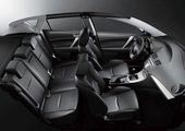 进口Mazda3两厢内饰全景