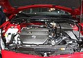 进口Mazda3两厢发动机