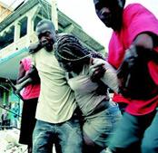 海地地震 目击者讲述可怕经历